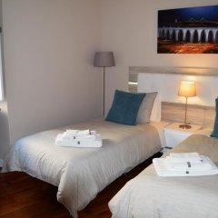 Отель Rooms Fado 3* Стандартный номер с двуспальной кроватью
