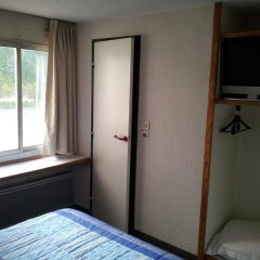 Отель Climotel 2* Стандартный номер с двуспальной кроватью фото 3