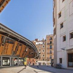 Отель Habitat Apartments Carders Испания, Барселона - отзывы, цены и фото номеров - забронировать отель Habitat Apartments Carders онлайн городской автобус