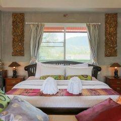Baan Kamala Fantasea Hotel 3* Номер Делюкс с различными типами кроватей фото 24