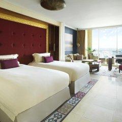 Отель Raffles Dubai 5* Стандартный номер с различными типами кроватей фото 2