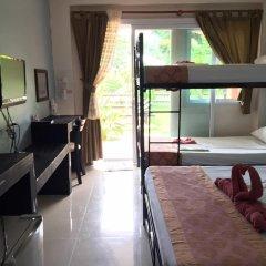 Отель Private lodge beachside & pet for children Таиланд, Самуи - отзывы, цены и фото номеров - забронировать отель Private lodge beachside & pet for children онлайн комната для гостей фото 2