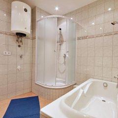 Апартаменты Central Square Apartment ванная