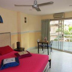 Апартаменты View Talay 1b Serviced Apartments Студия фото 18