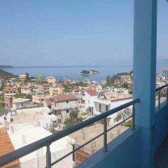 Отель Joni Apartments Албания, Ксамил - отзывы, цены и фото номеров - забронировать отель Joni Apartments онлайн балкон