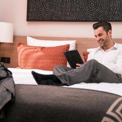 Adina Apartment Hotel Berlin CheckPoint Charlie 4* Улучшенные апартаменты с различными типами кроватей фото 11