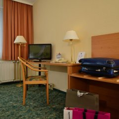 Comfort Hotel Lichtenberg 3* Стандартный номер с двуспальной кроватью фото 2