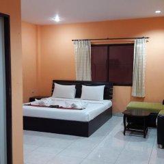 Green Mango Guesthouse - Hostel Стандартный номер разные типы кроватей фото 4