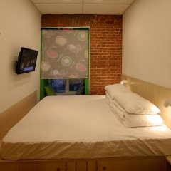 Хостел Винегрет Стандартный номер с различными типами кроватей фото 3