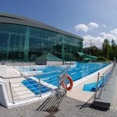 Отель Willa Jagiellonka w Centrum (parking) бассейн