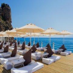 La Boutique Hotel Antalya-Adults Only Турция, Анталья - 10 отзывов об отеле, цены и фото номеров - забронировать отель La Boutique Hotel Antalya-Adults Only онлайн бассейн фото 2