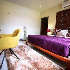 Отель PHUKET CLEANSE - Fitness & Health Retreat in Thailand Номер Делюкс с двуспальной кроватью фото 2