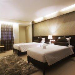 Grace Crown Hotel 3* Номер Делюкс с 2 отдельными кроватями фото 3