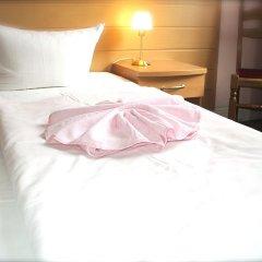 Hotel Pension Messe 3* Стандартный номер с различными типами кроватей