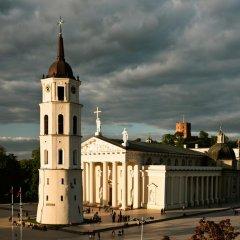 Grand Hotel Kempinski Vilnius 5* Полулюкс с двуспальной кроватью фото 4