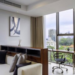 Отель SILA Urban Living 4* Студия Deluxe с различными типами кроватей фото 3