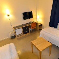Zefyr Hotel Стандартный номер с 2 отдельными кроватями фото 3