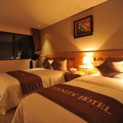 Hanoi Eternity Hotel 3* Номер Делюкс с различными типами кроватей фото 14