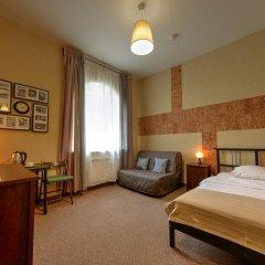 Гостиница Провинция Стандартный номер разные типы кроватей фото 8