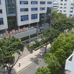 Отель Xinxiangyue Hotel Китай, Шэньчжэнь - отзывы, цены и фото номеров - забронировать отель Xinxiangyue Hotel онлайн балкон