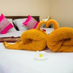 Отель Lanta Wild Beach Resort 2* Номер Делюкс с различными типами кроватей фото 7