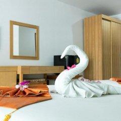 Отель Jomtien Plaza Residence 3* Номер Делюкс с различными типами кроватей фото 2
