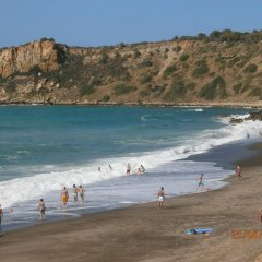 Отель Casa Vacanze Campagna&mare Ласкари пляж