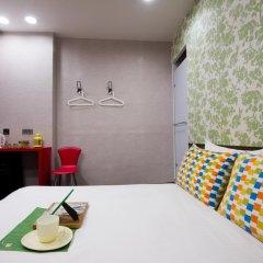 ECFA Hotel Ximen 2* Стандартный номер с двуспальной кроватью фото 10