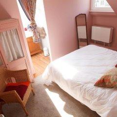 Отель Guest House Les 3 Tilleuls Стандартный номер с различными типами кроватей