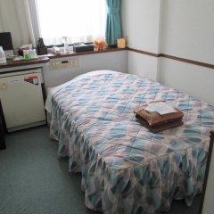Tokyo Kiba Hotel Капсульный номер Small double с различными типами кроватей