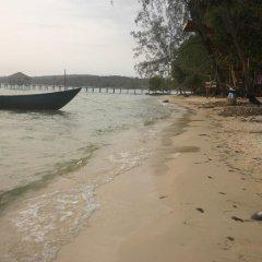 Отель Ataman Resort Камбоджа, Ко-Уэн - отзывы, цены и фото номеров - забронировать отель Ataman Resort онлайн пляж фото 2