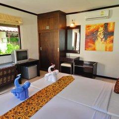 Отель Golden Bay Cottage 3* Бунгало с различными типами кроватей