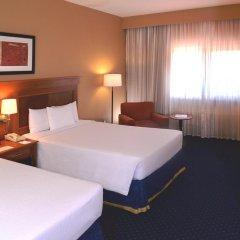 Отель Courtyard By Marriott Cancun Airport 3* Стандартный номер с различными типами кроватей фото 2