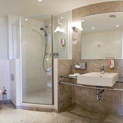 Отель Best Western Premier Airporthotel Fontane Berlin 4* Стандартный номер с различными типами кроватей фото 4