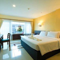 Отель Baywalk Residence Pattaya By Thaiwat 3* Представительский номер с разными типами кроватей фото 3