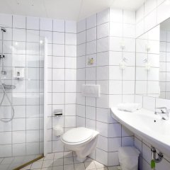 Quality Hotel Vøringfoss ванная