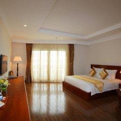 Nha Trang Palace Hotel 3* Номер Делюкс с различными типами кроватей фото 3