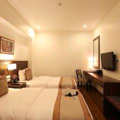 Authentic Hanoi Boutique Hotel 4* Стандартный номер с различными типами кроватей фото 4
