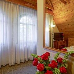Отель Rezydencja Sienkiewiczówka 3* Стандартный номер с различными типами кроватей