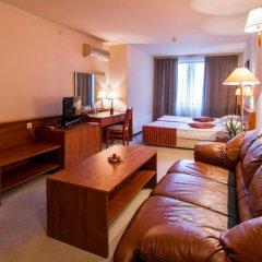 Отель Plaza Hotel Болгария, Варна - отзывы, цены и фото номеров - забронировать отель Plaza Hotel онлайн комната для гостей фото 3