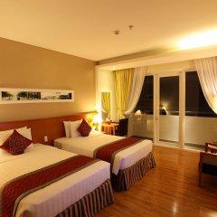 Saigon Hotel 3* Улучшенный номер с различными типами кроватей фото 4