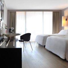 Отель Tahiti Ia Ora Beach Resort - Managed by Sofitel 4* Стандартный номер с различными типами кроватей фото 4