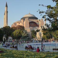 Preferred Hotel Old City Стамбул приотельная территория