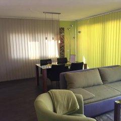 Отель First Domizil Люкс с различными типами кроватей фото 2