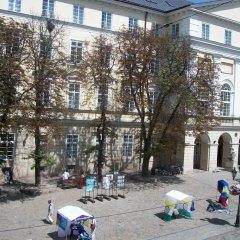 Апартаменты Relax Apartments Львов