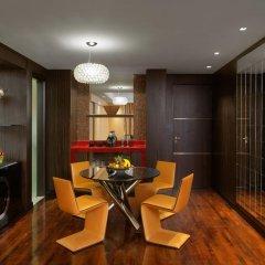 Radisson Blu Hotel, Dubai Media City 4* Стандартный номер с различными типами кроватей