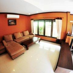 Отель Baan Khao Hua Jook 3* Вилла с различными типами кроватей фото 13