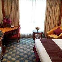Boulevard Hotel Bangkok 4* Номер Делюкс с разными типами кроватей фото 31