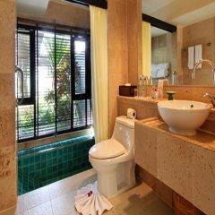 Отель Andaman White Beach Resort 4* Вилла с различными типами кроватей фото 6