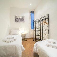 Отель Central Suites Barcelona комната для гостей фото 4
